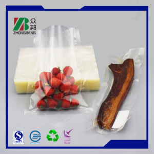 Printed Plastic Frozen Food Vacuum Packaging Heat Seal Bag pictures & photos