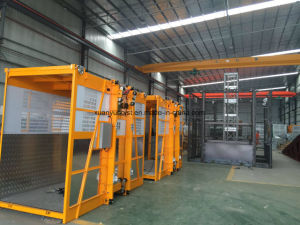Sc270 ODM Construction Elevator with Competitive Price Hot Saled in UAE pictures & photos