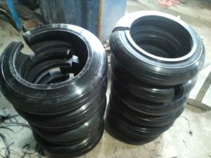 PU Coupling, Rubber Coupling All Kinds of Color pictures & photos