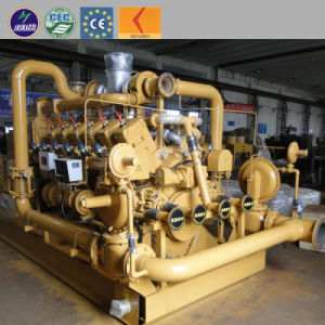 45kw-1100kw Coal Gas Biogas Engine Natural Gas Generator with CE pictures & photos