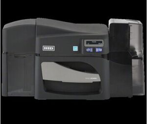 Single / Double Sided ID Card Printer/Encoder pictures & photos