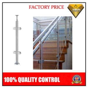 Stainless Steel Railing with Glass for Hotel and Shopping Mall Project pictures & photos