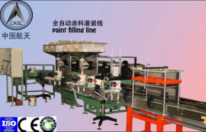 Linear Volumetric Type Filling Machine (ISO9001, CE)