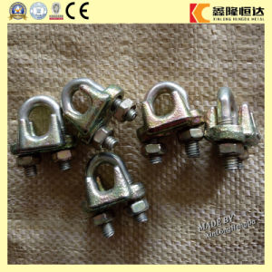 U. S. Type Malleable Forged Wire Rope Clip pictures & photos