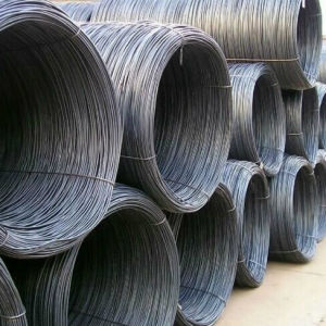 China Manufacturer Hot Rolled Steel Wire Rod in Coils 6.5mm pictures & photos