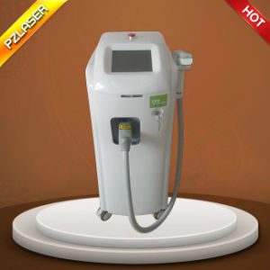 Portable IPL Machine ND YAG Laser Hair Removal Machine