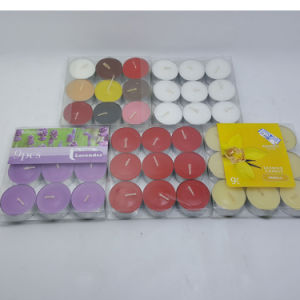 White Round Tealight Candle 23G Candle pictures & photos