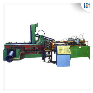Hydraulic Scrap Metal Baler Machine with Ce pictures & photos