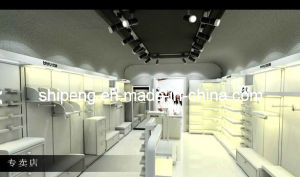 Fashion Clothes Shop Interior (SP-RD39) , Garment Fixture