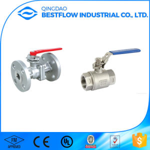 Stainless Steel 3PC Ball Valve pictures & photos