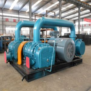 Low Noise High Pressure Roots Blower, Informs on Desulfurization