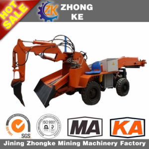 Tire Type Crawler Loader