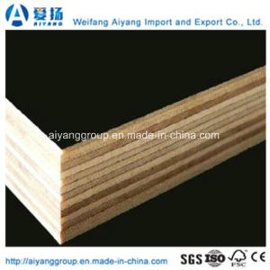 Water and Wear-Resistant Film Faced Plywood in All Sizes pictures & photos