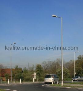 Single Arm Galvanized Steel Pole Lighting Pole pictures & photos