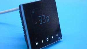 External Sensor Radiant Floor Heating Thermostat with 5kw 20A pictures & photos