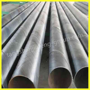 ASTM A53 SSAW Steel Pipe Spiral Welded Steel Pipe for Oil Gas Pipeline pictures & photos