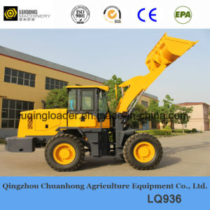 Wheel Loader with 1.7m³ Bucket pictures & photos