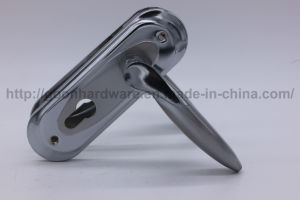 Aluminum Handle on Iron Plate 073 pictures & photos