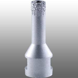 Vacuum Brazed Diamond Core Bit-Brazed Core Bits for Stone/Marble/Granite Drilling pictures & photos