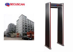 Detector De Metales Door Access Full Body Scanner for Convention Centers pictures & photos