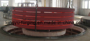 Large Diameter Rolled Ring Forging