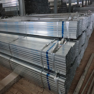 Fence or Structure Use Square Galvanized Hollow Section pictures & photos