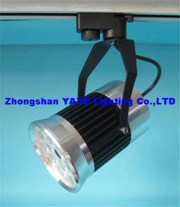 Yaye 2014 /2015 Best Sell (12PCS*1W) 12W LED Track Light with 3 Years Warranty pictures & photos