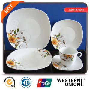 Ceramic Dinnerware Jsd110-S001 pictures & photos