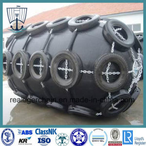 High Quality Marine Cylindrical Rubber Fender pictures & photos