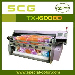 Dx5 Printhead Alpha Textile Printer for Fabric Tx-1600bd pictures & photos