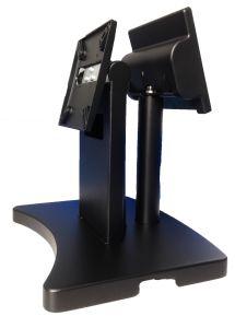 Heavy Duty 15inch 17inch 19inch Dual POS/Monitor Stand