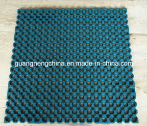 Drainage Rubber Mat, Anti Slip Rubber Mat, Rubber Boat Mats Anti-Fatigue Mat pictures & photos