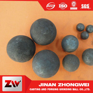 Low Breakage Grinding Mill Balls for Mining pictures & photos