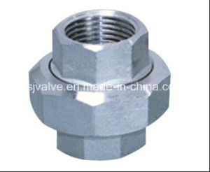 Stainless Steel 150psi Threaded Union pictures & photos