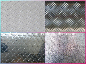 Five Bar, Two Bar, Diamond Pattern Aluminium Checker Plate From China pictures & photos