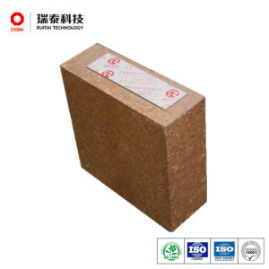 Standard Grade Magnesite-Alumina Spinel Brick Rt-Ma-80c pictures & photos