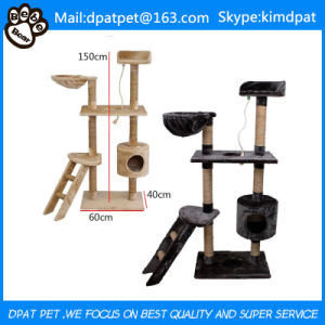 Wholesale China Cat Tree Pet Products From Dpat Factory pictures & photos