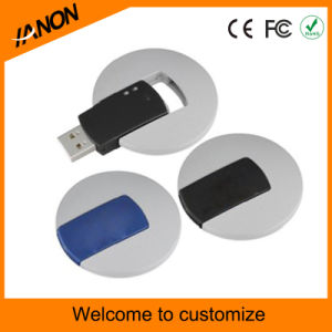 Circular Shape Twister USB Flash Drive and Accept Customise pictures & photos