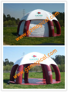 Portable Inflatable Spider Tent Dome Tent (MIC-997) pictures & photos