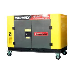 Portable Super Silent Water Cooled Diesel Generator 10kVA pictures & photos