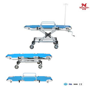 Aluminum Alloy Strtcher for Ambulance (YXZ-D-J)