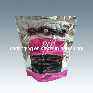 Pet Food Bag &Stand up Pouch with Zipper (DQ143) pictures & photos
