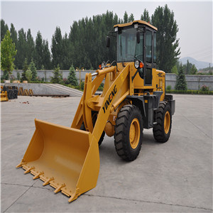 Yineng 1-1.8 Ton Wheel Loader Yn928d pictures & photos