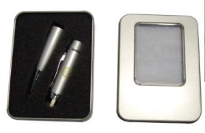 Pen USB Gift Set with Tin Box Package (EP535) pictures & photos