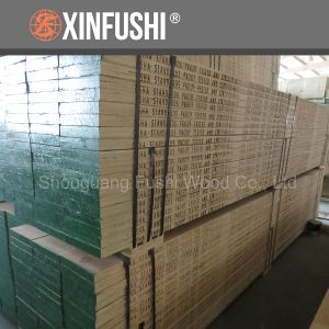 Construction Full Pine LVL Scaffold Board pictures & photos