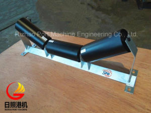 SPD Belt Conveyor Carrying Idler, Carrier Roller pictures & photos