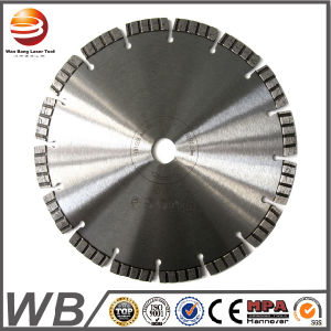 Laser Welded Diamond Turbo Saw Blades for General Purpose pictures & photos