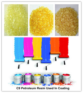 C9 Hydrocarbon Resin Used in Paint China Factory pictures & photos