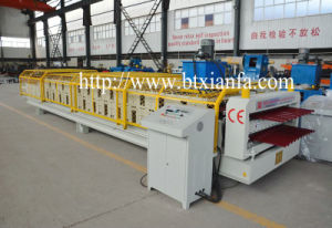 Double Layer Ibr Roofing Roll Forming Machinery