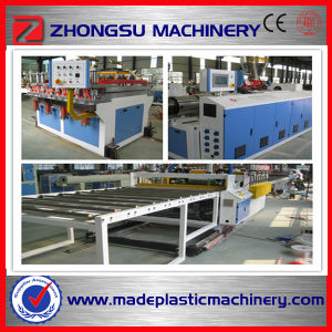 High Output PVC WPC Furniture Board Production Line pictures & photos